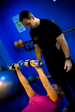 The Zone Training - Personal Trainer Bristol